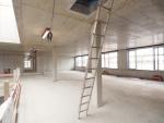 Die neuen Kunsträume im Obergeschoss